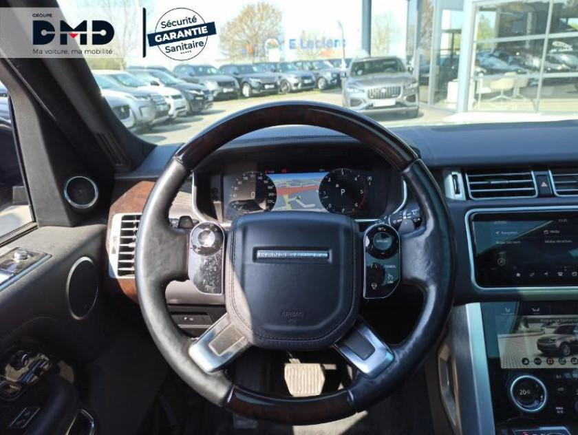 Land Rover Range Rover 4.4 Sdv8 339ch Vogue Swb Mark Vii - Visuel #7