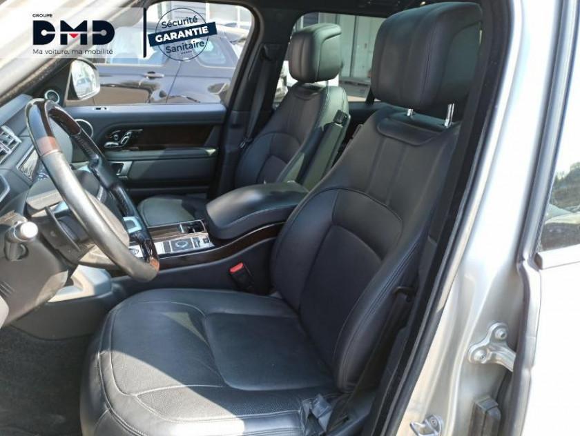Land Rover Range Rover 4.4 Sdv8 339ch Vogue Swb Mark Vii - Visuel #9
