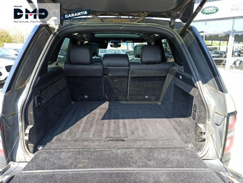Land Rover Range Rover 4.4 Sdv8 339ch Vogue Swb Mark Vii - Visuel #12