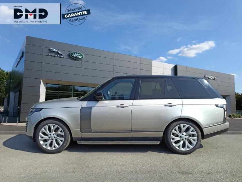 Land Rover Range Rover 4.4 Sdv8 339ch Vogue Swb Mark Vii - Visuel #2
