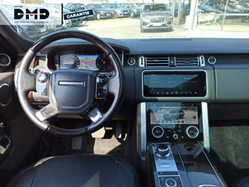 Land Rover Range Rover 4.4 Sdv8 339ch Vogue Swb Mark Vii - Visuel #5