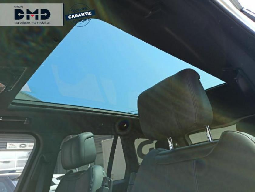 Land Rover Range Rover 4.4 Sdv8 339ch Vogue Swb Mark Vii - Visuel #14