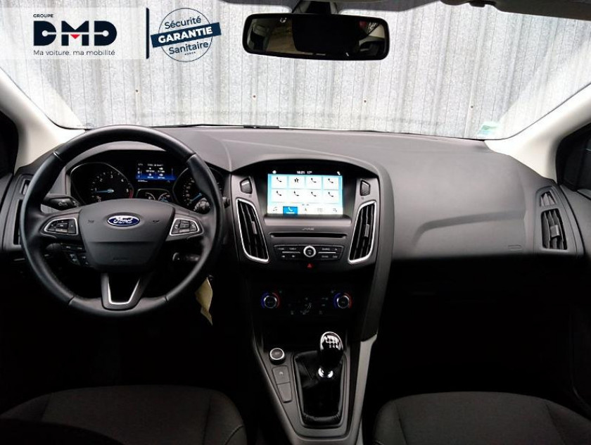 Ford Focus 1.5 Tdci 95ch Stop&start Executive - Visuel #5