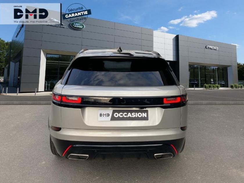 Land Rover Range Rover Velar 3.0d V6 300ch R-dynamic Hse Awd Bva - Visuel #11