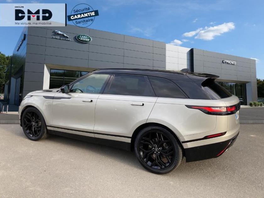 Land Rover Range Rover Velar 3.0d V6 300ch R-dynamic Hse Awd Bva - Visuel #3