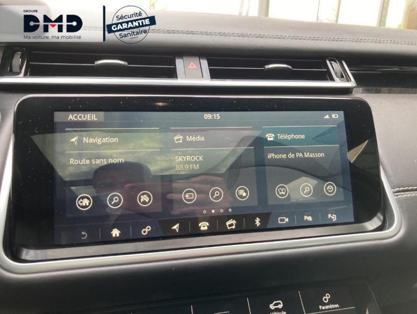 Land Rover Range Rover Velar 3.0d V6 300ch R-dynamic Hse Awd Bva - Visuel #6
