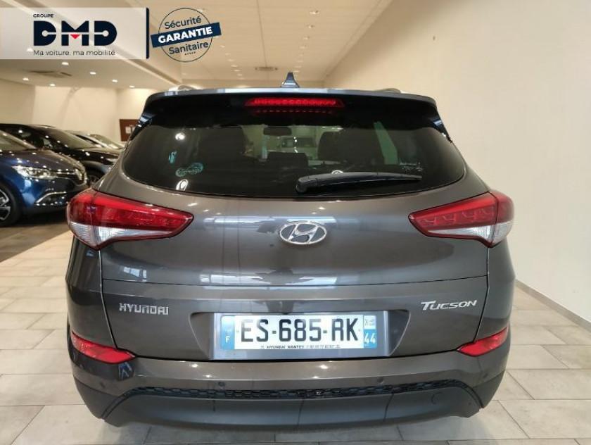Hyundai Tucson 1.7 Crdi 115ch Business 2wd - Visuel #11