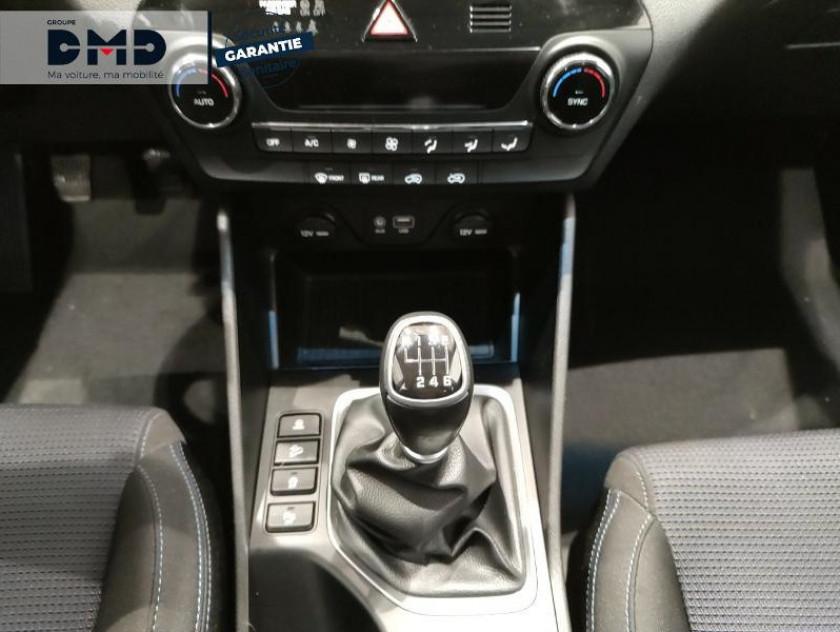 Hyundai Tucson 1.7 Crdi 115ch Business 2wd - Visuel #8