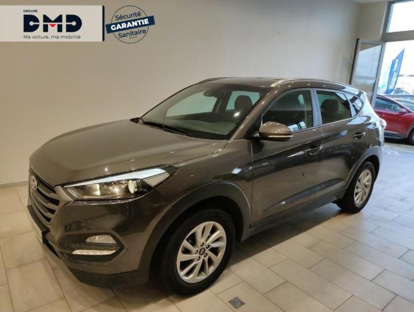 Hyundai Tucson 1.7 Crdi 115ch Business 2wd - Visuel #14