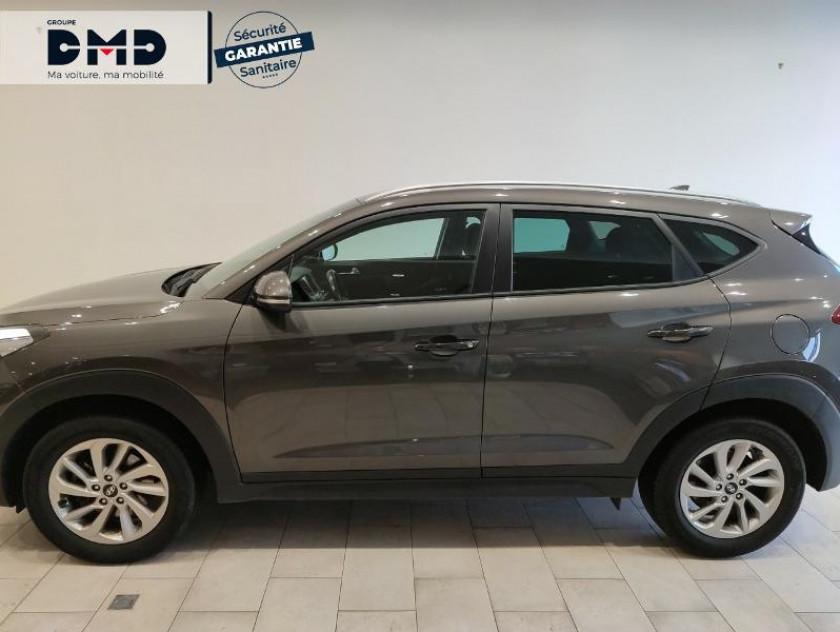 Hyundai Tucson 1.7 Crdi 115ch Business 2wd - Visuel #2