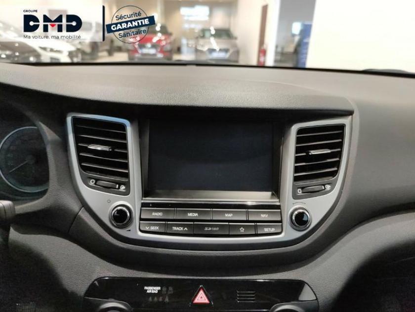 Hyundai Tucson 1.7 Crdi 115ch Business 2wd - Visuel #6