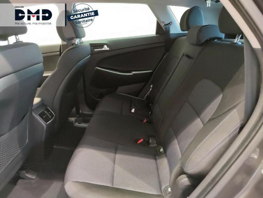 Hyundai Tucson 1.7 Crdi 115ch Business 2wd - Visuel #10