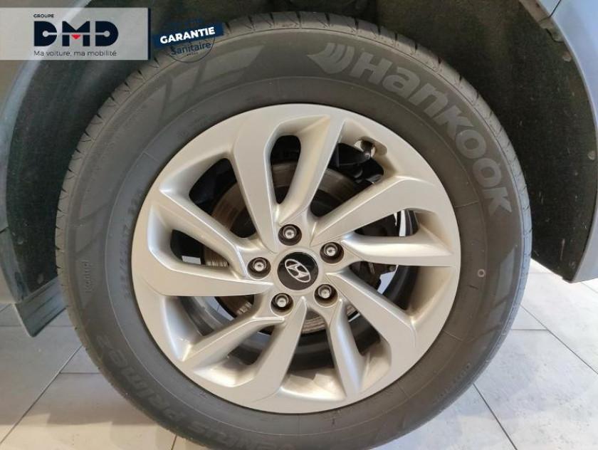 Hyundai Tucson 1.7 Crdi 115ch Business 2wd - Visuel #13