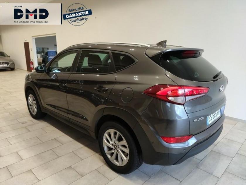 Hyundai Tucson 1.7 Crdi 115ch Business 2wd - Visuel #3