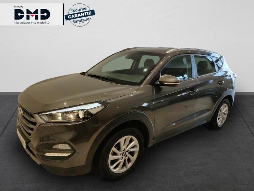 Hyundai Tucson 1.7 Crdi 115ch Business 2wd - Visuel #1