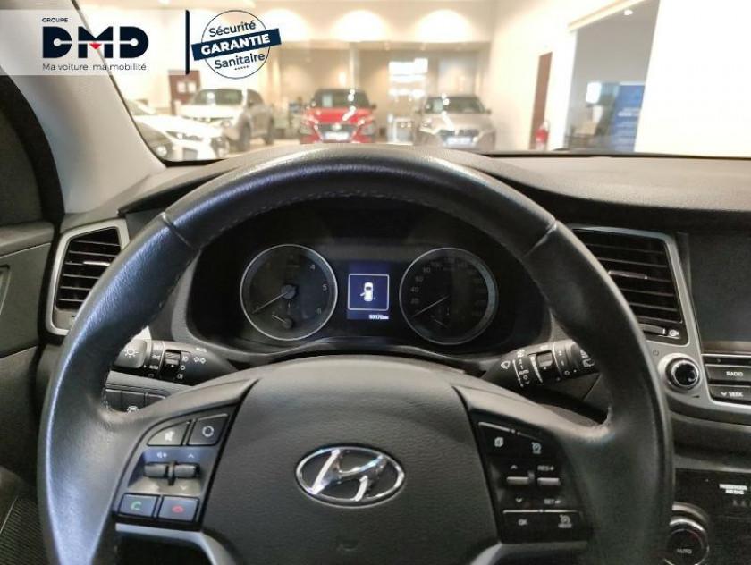 Hyundai Tucson 1.7 Crdi 115ch Business 2wd - Visuel #7