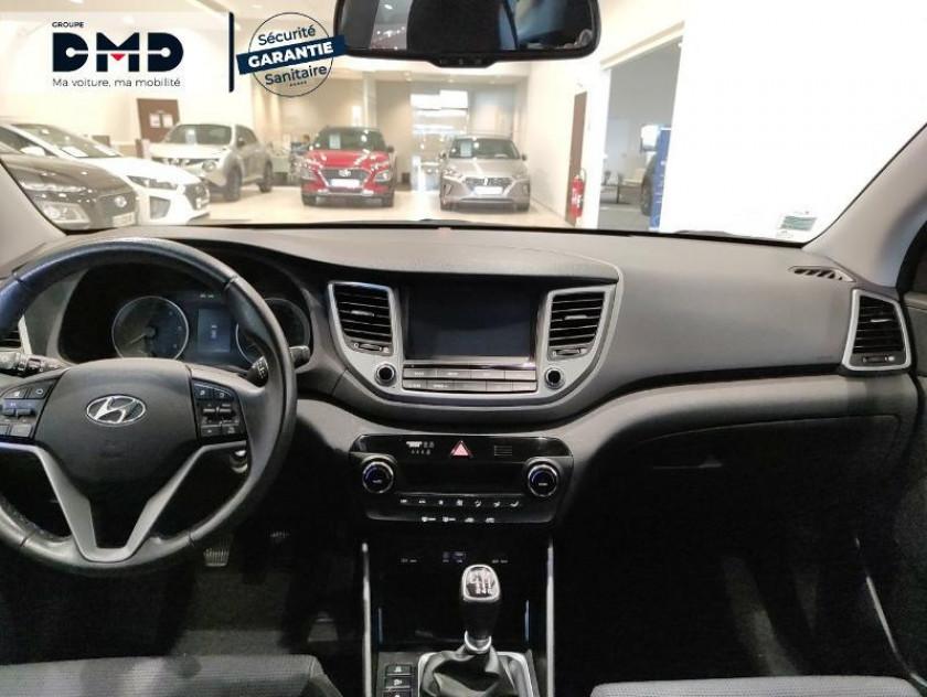 Hyundai Tucson 1.7 Crdi 115ch Business 2wd - Visuel #5