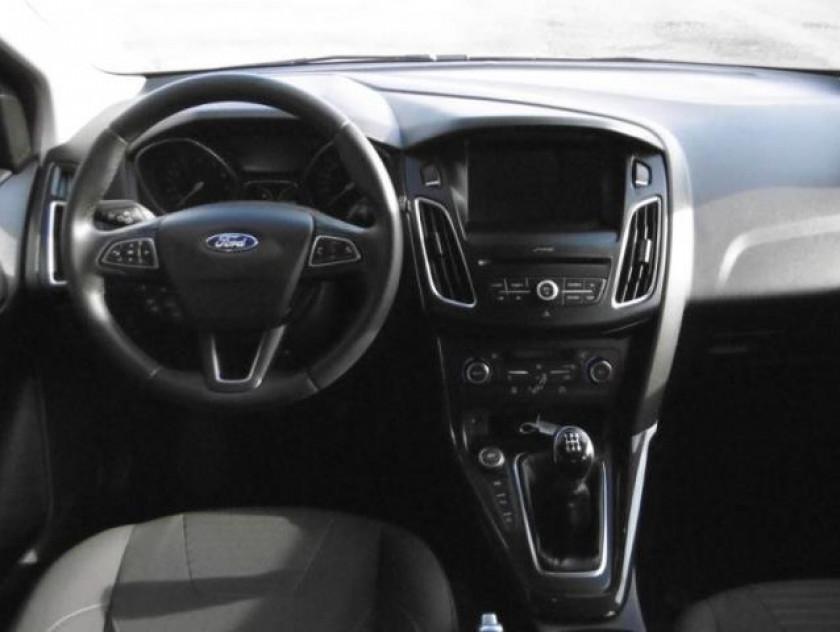Ford Focus 1.0 Ecoboost 100ch Stop&start Titanium - Visuel #5