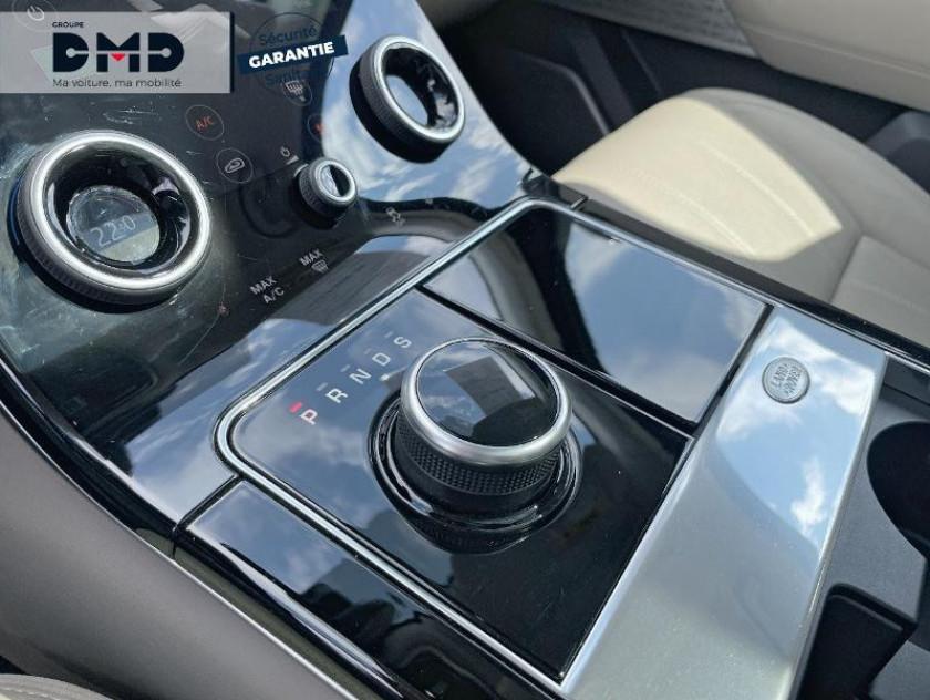 Land Rover Range Rover Velar 3.0d V6 300ch R-dynamic Se Awd Bva - Visuel #8