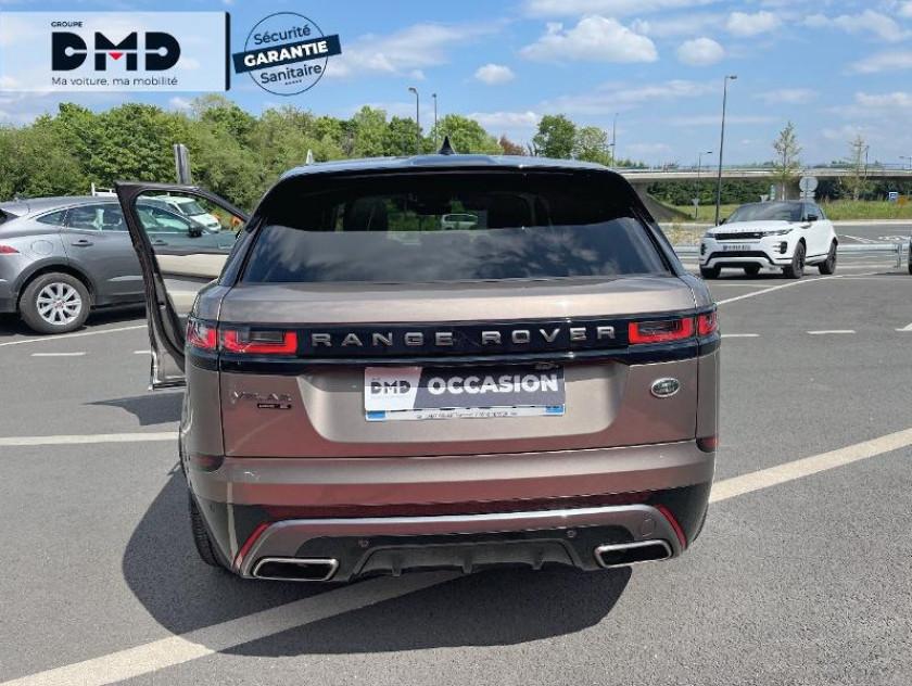 Land Rover Range Rover Velar 3.0d V6 300ch R-dynamic Se Awd Bva - Visuel #11