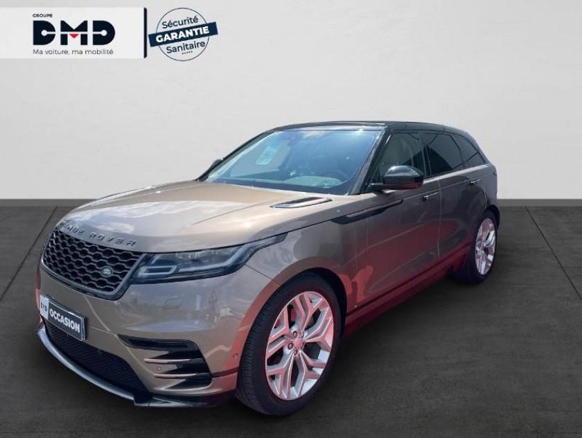 Land Rover Range Rover Velar 3.0d V6 300ch R-dynamic Se Awd Bva - Visuel #1