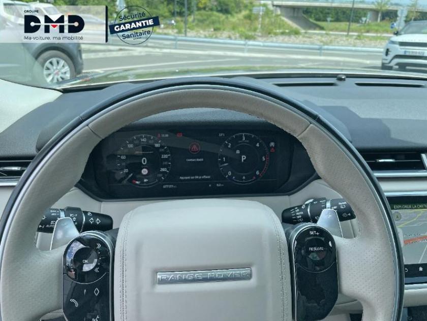 Land Rover Range Rover Velar 3.0d V6 300ch R-dynamic Se Awd Bva - Visuel #7