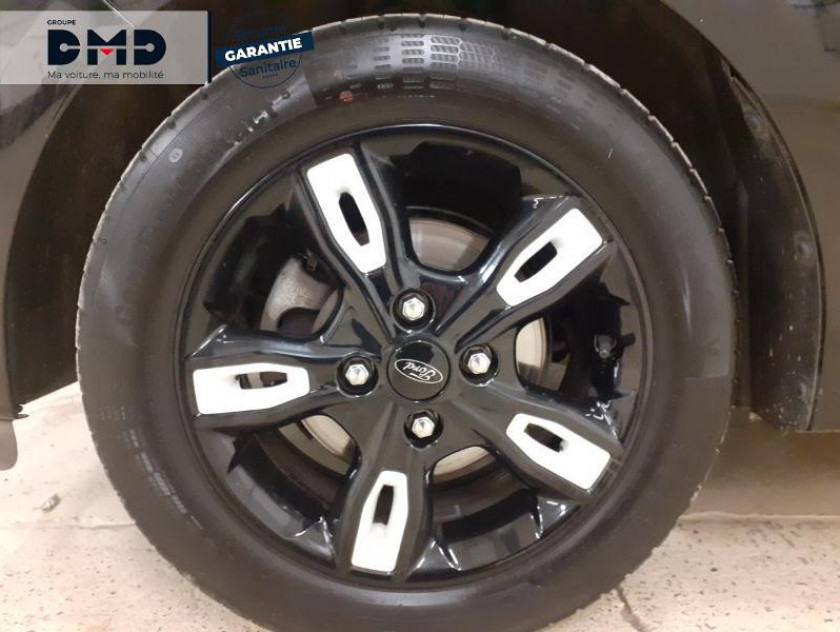 Ford Ka+ 1.2 Ti-vct 85ch Black Edition - Visuel #13