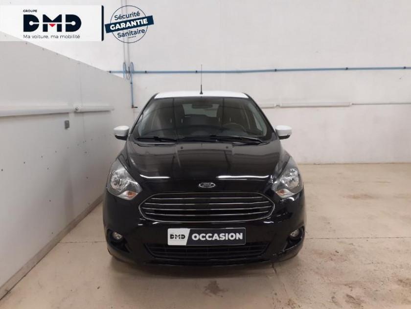Ford Ka+ 1.2 Ti-vct 85ch Black Edition - Visuel #4