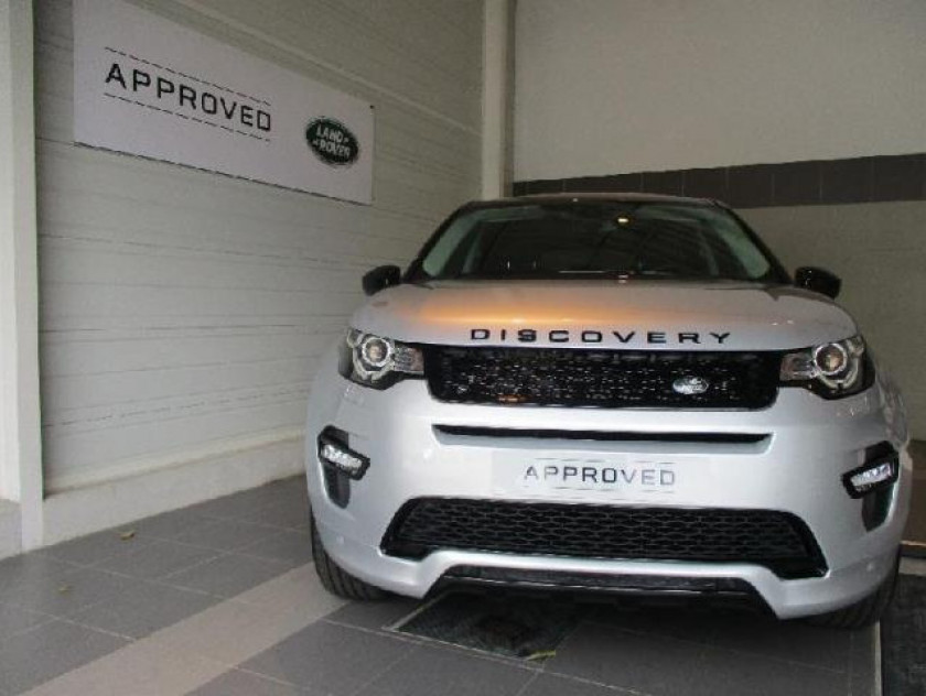 Land-rover Discovery Sport 2.0 Si4 240ch Se Awd Bva Mark Iii - Visuel #7
