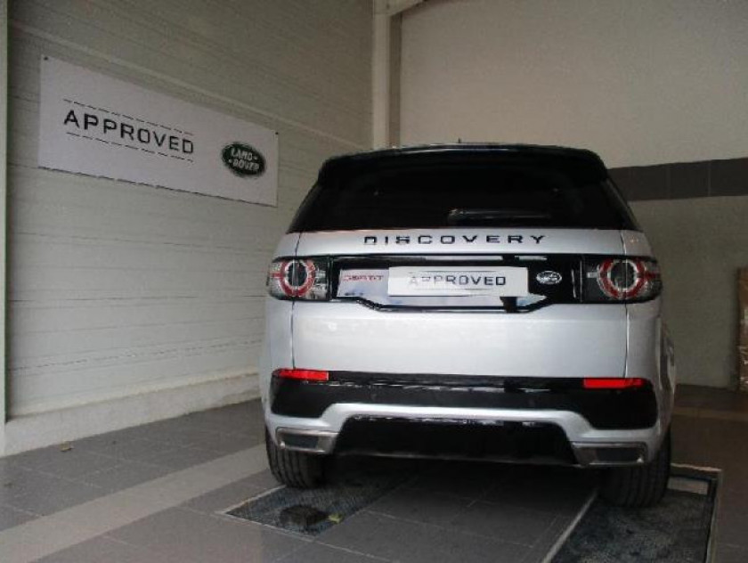 Land-rover Discovery Sport 2.0 Si4 240ch Se Awd Bva Mark Iii - Visuel #8