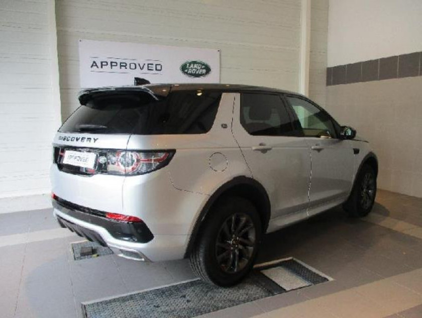 Land-rover Discovery Sport 2.0 Si4 240ch Se Awd Bva Mark Iii - Visuel #2
