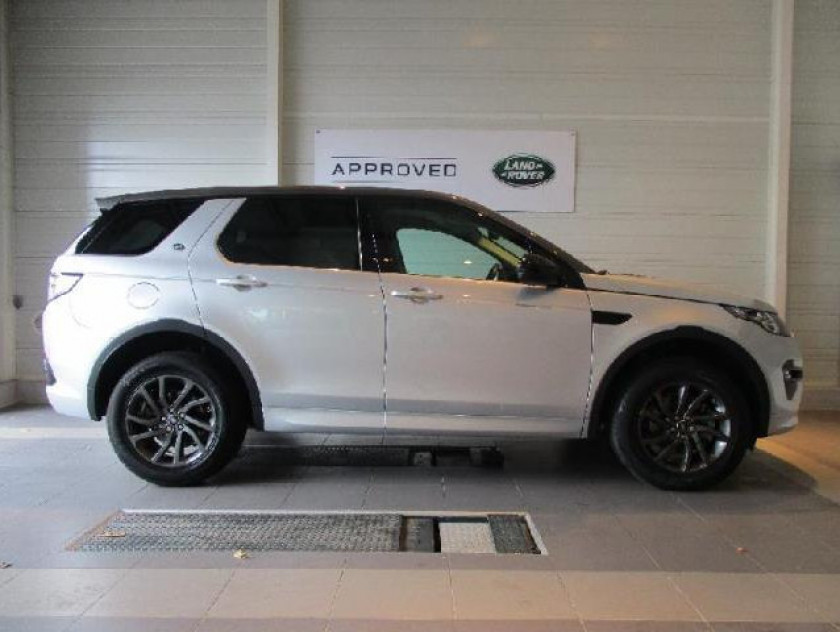 Land-rover Discovery Sport 2.0 Si4 240ch Se Awd Bva Mark Iii - Visuel #6