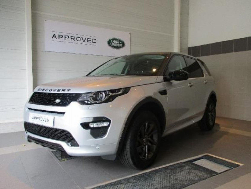 Land-rover Discovery Sport 2.0 Si4 240ch Se Awd Bva Mark Iii - Visuel #1