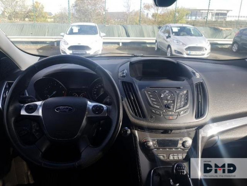 Ford Kuga 2.0 Tdci 150ch Titanium 4x4 - Visuel #5