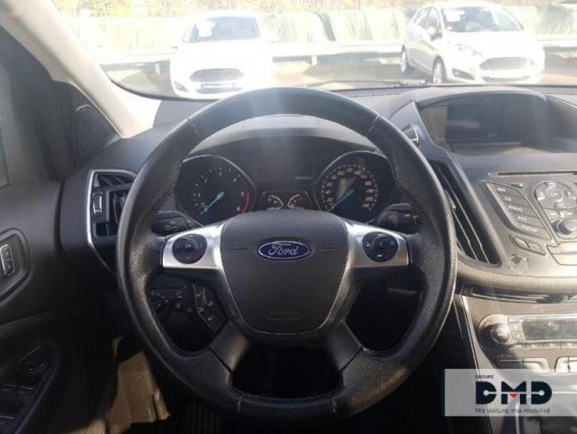 Ford Kuga 2.0 Tdci 150ch Titanium 4x4 - Visuel #7
