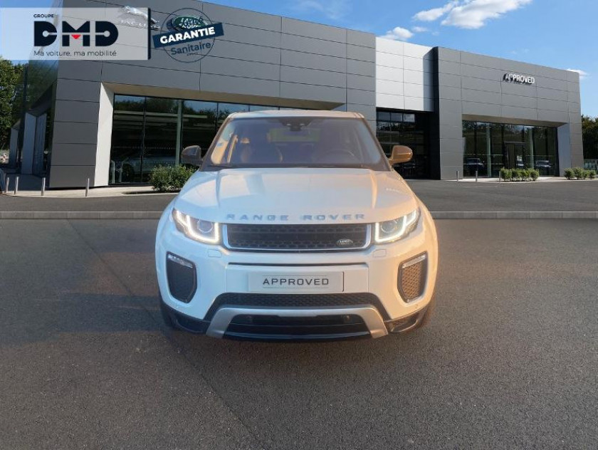 Land Rover Evoque 2.0 Td4 150 Se Dynamic Mark Iii E-capability - Visuel #4