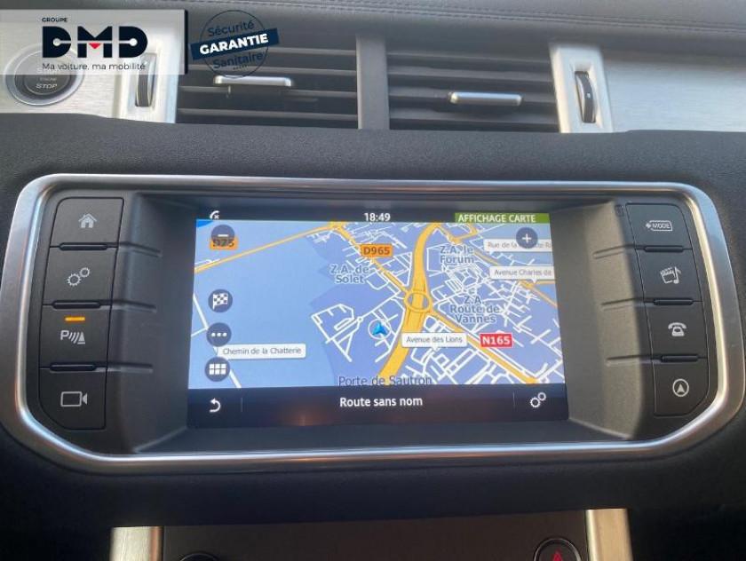 Land Rover Evoque 2.0 Td4 150 Se Dynamic Mark Iii E-capability - Visuel #6