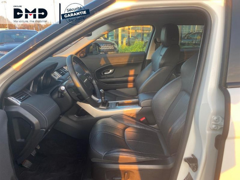 Land Rover Evoque 2.0 Td4 150 Se Dynamic Mark Iii E-capability - Visuel #9