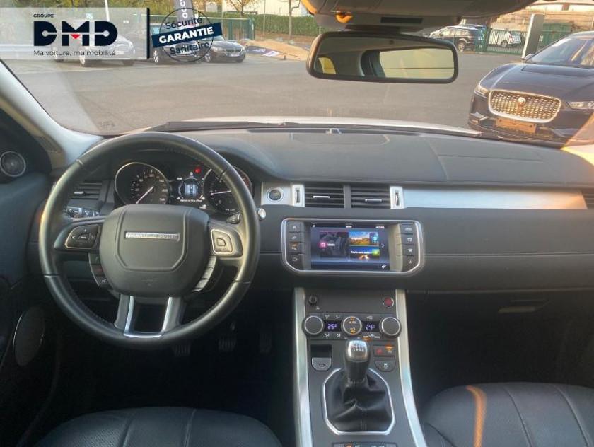 Land Rover Evoque 2.0 Td4 150 Se Dynamic Mark Iii E-capability - Visuel #5