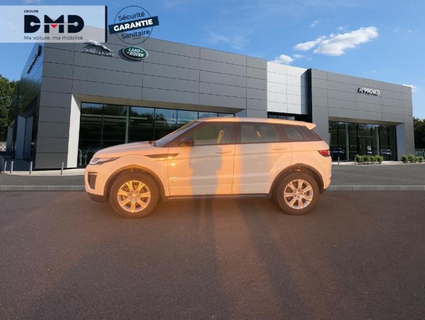 Land Rover Evoque 2.0 Td4 150 Se Dynamic Mark Iii E-capability - Visuel #2