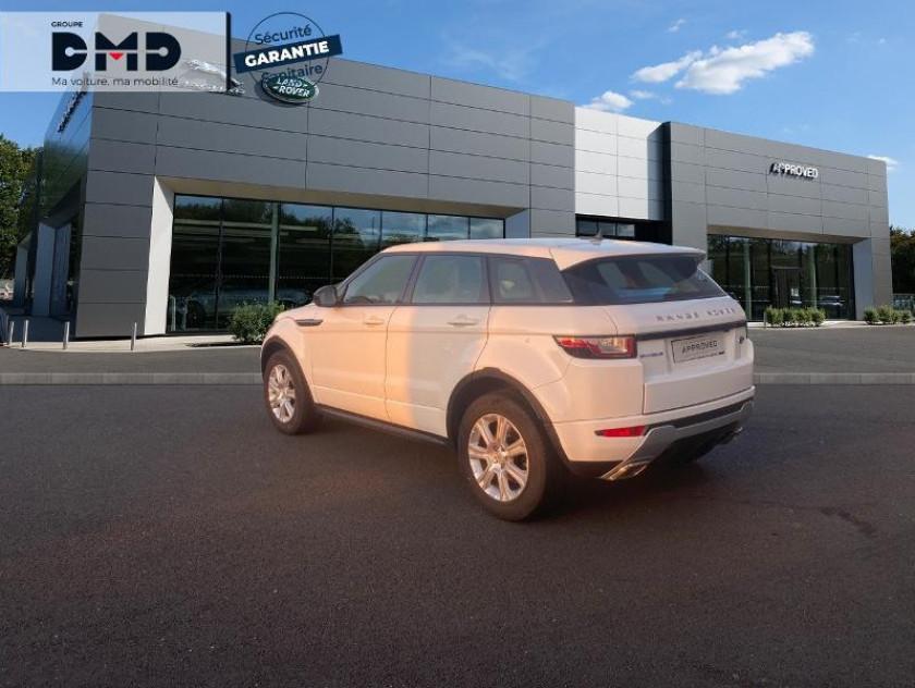 Land Rover Evoque 2.0 Td4 150 Se Dynamic Mark Iii E-capability - Visuel #3