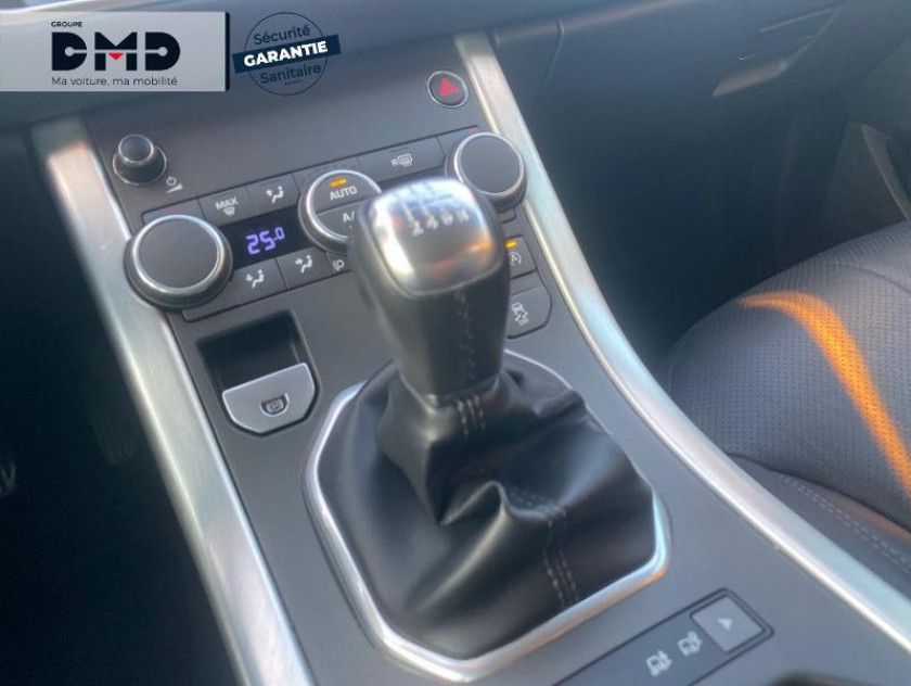 Land Rover Evoque 2.0 Td4 150 Se Dynamic Mark Iii E-capability - Visuel #8