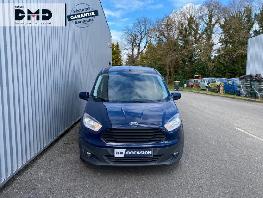 Ford Transit Courier 1.5 Td 95ch Trend Euro6 - Visuel #4