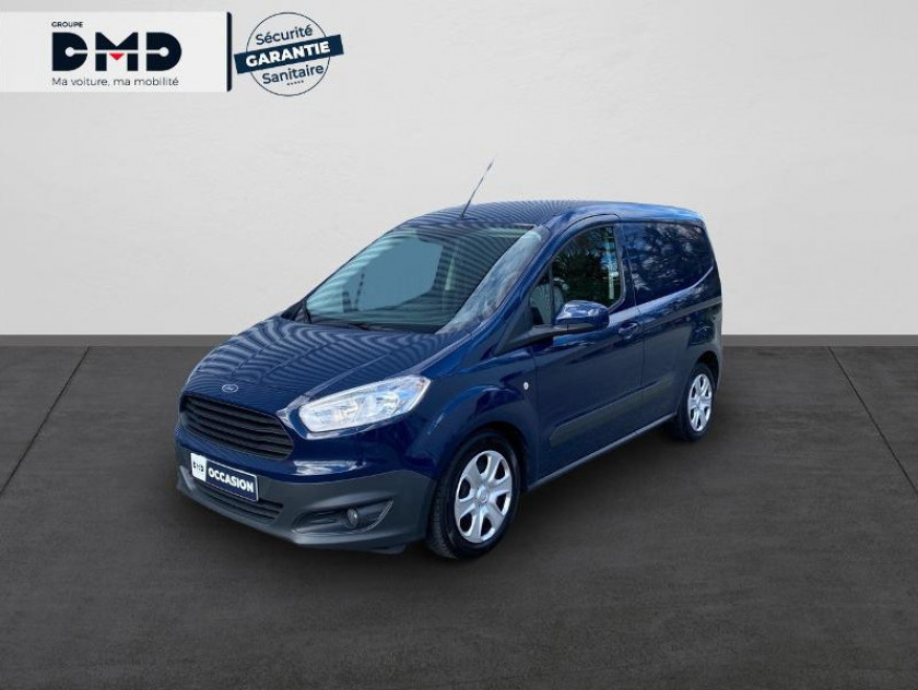 Ford Transit Courier 1.5 Td 95ch Trend Euro6 - Visuel #1