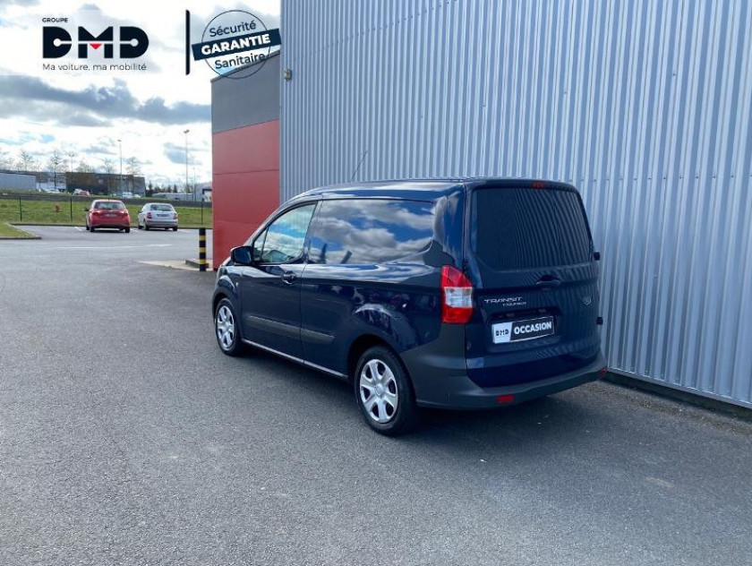 Ford Transit Courier 1.5 Td 95ch Trend Euro6 - Visuel #3