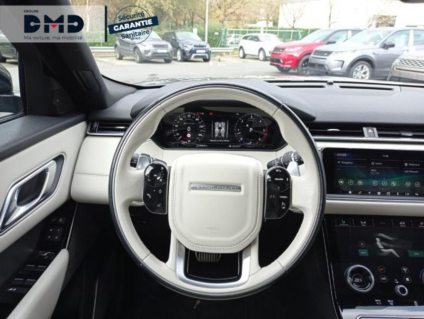 Land Rover Range Rover Velar 3.0d V6 300ch R-dynamic Hse Awd Bva - Visuel #7