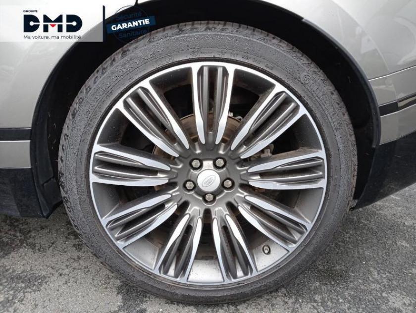 Land Rover Range Rover Velar 3.0d V6 300ch R-dynamic Hse Awd Bva - Visuel #13