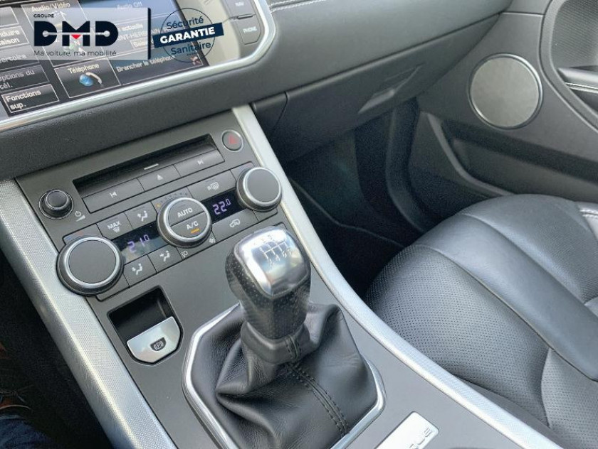 Land Rover Evoque 2.2 Ed4 Dynamic 4x2 Mark Ii - Visuel #8