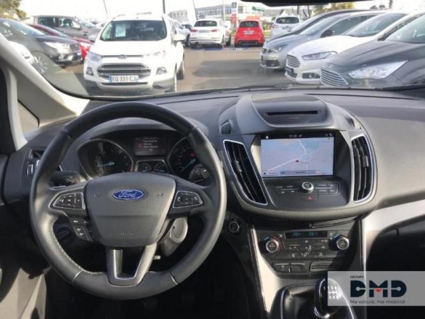 Ford C-max 1.0 Ecoboost 125ch Stop&start Titanium Euro6.2 - Visuel #5