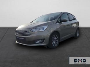 Ford C-max 1.0 Ecoboost 125ch Stop&start Titanium Euro6.2